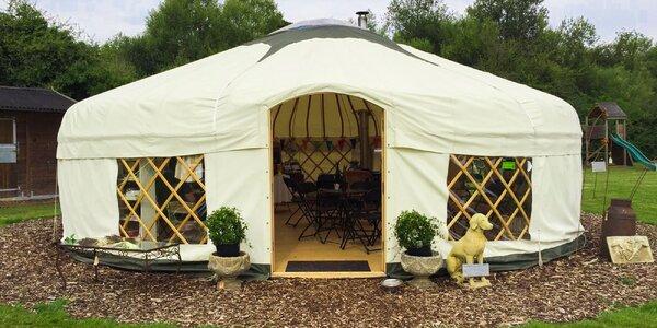 Netradičné bývanie: Mongolské jurty na kľúč