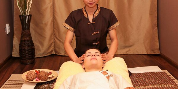Thajské masáže v salóne Suwannaphum Thai Massage