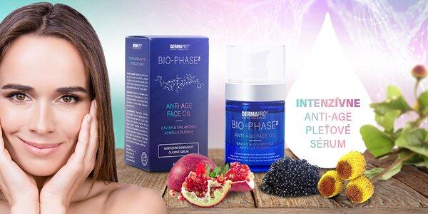 Intenzívne obnovujúce pleťové sérum BIO-PHASE2® proti vráskám, 30 ml