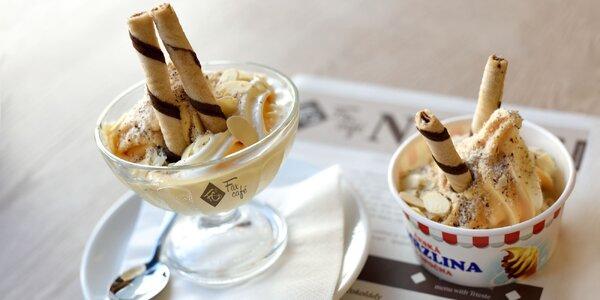 Točená zmrzlina vo FaxCafé