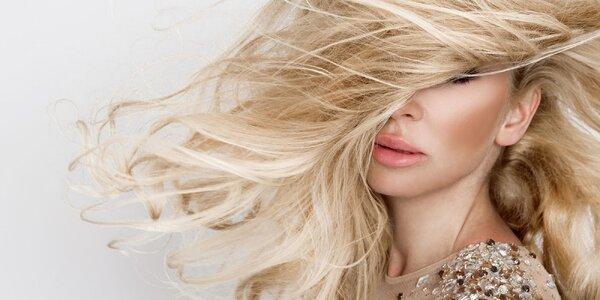 Nový strih, farba a regenerácia pre vlasy