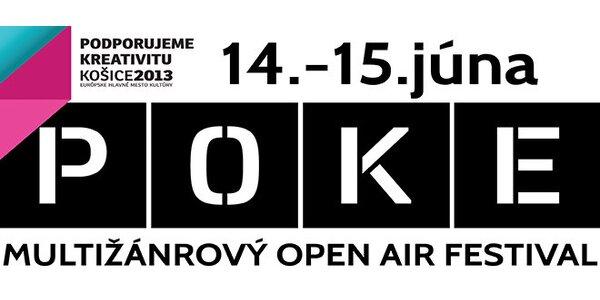 Permanentka na festival POKE