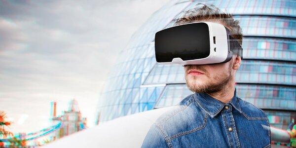 Virtuálna realita, ktorá vás očarí!