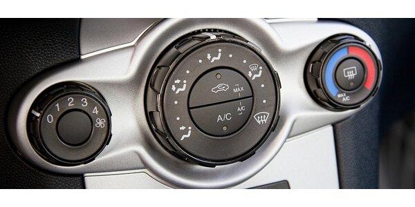 Akcia na plnenie klimatizácie vo vašom aute