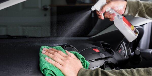 Interiér, exteriér, klimatizácia i sedačky. Vaše auto bude žiariť!