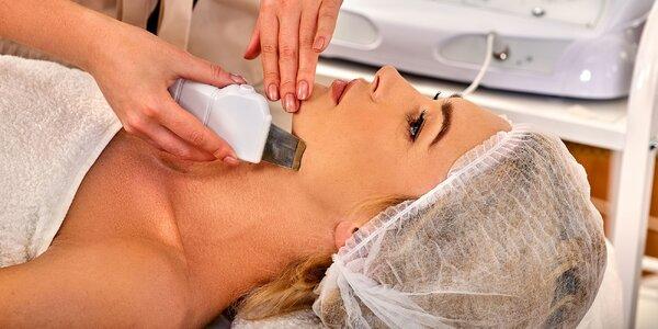 Rádiolifting a ultrazvuková mezoterapia