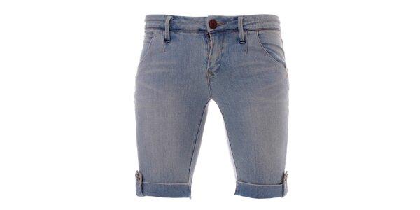 Dámske strečové džínsové kraťasy Lee Copper