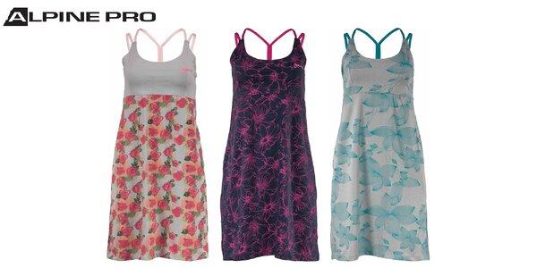 Dámske šaty Alpine Pro PERENA 2