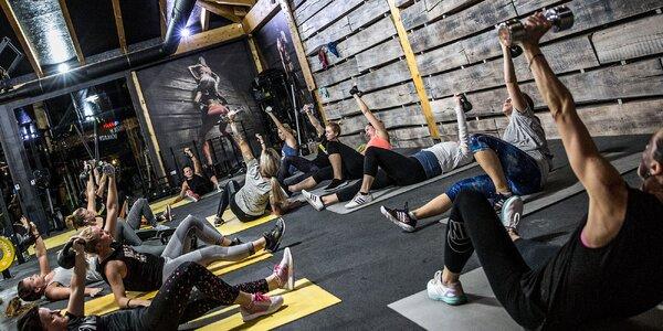 Skupinové cvičenia v eXtreme parku - Best body alebo CrossbeFit