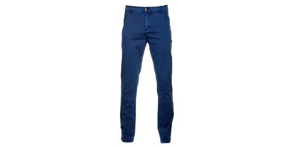 Pánske modré nohavice Lee Cooper