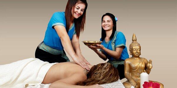 Thajská masáž podľa výberu