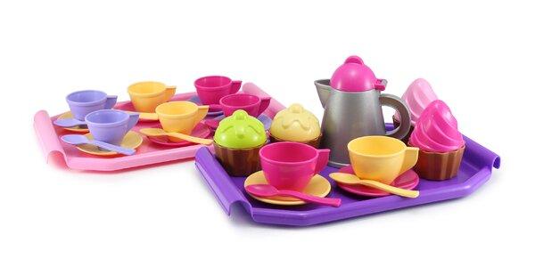 Detský čajový alebo kávový set