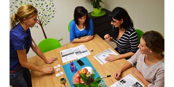 Permanentka na konverzačný kurz angličtiny