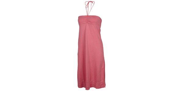 Dámske ružové šaty Chiemsee