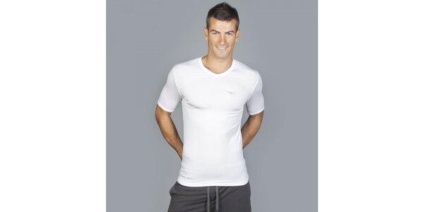 Pánske biele tričko Guess by Marciano