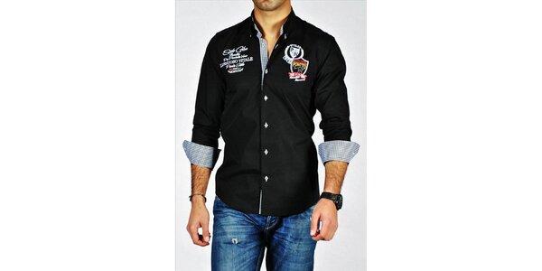 Moderná mestská košeľa Pontto