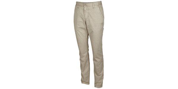 Pánske béžové nohavice Chiemsee