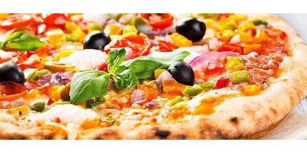 Zľavové poukazy do pizzérie Alba