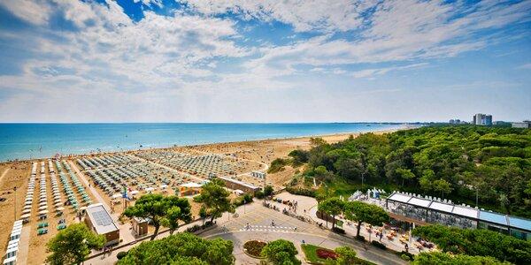 7 nocí v apartmáne v Taliansku pri Jadranskom mori