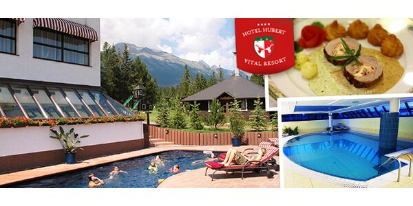 Hubert ****Vital Resort, Vysoké Tatry