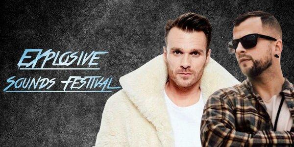 Explosive Sounds Festival: vstupenka na rapový festival