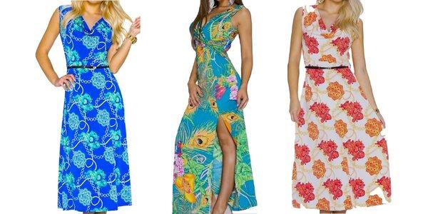 Pohodlné letné šaty pre váš dokonalý štýl