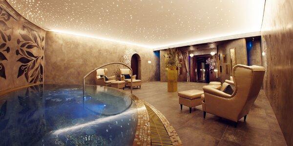 Výnimočná 4-chodová večera s oddychom v Oriental luxury spa