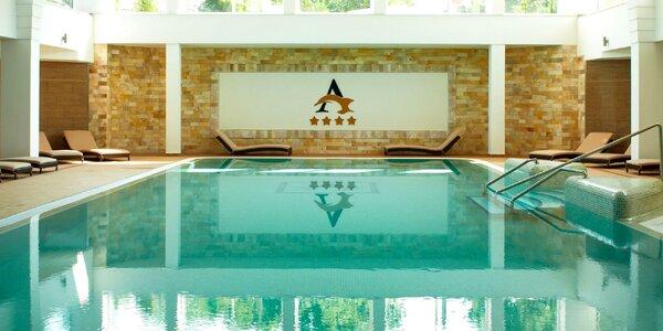 Wellness pobyt s neobmedzeným vstupom do bazénového sveta