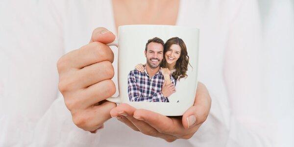 Keramický hrnček potlačený vašou fotografiou