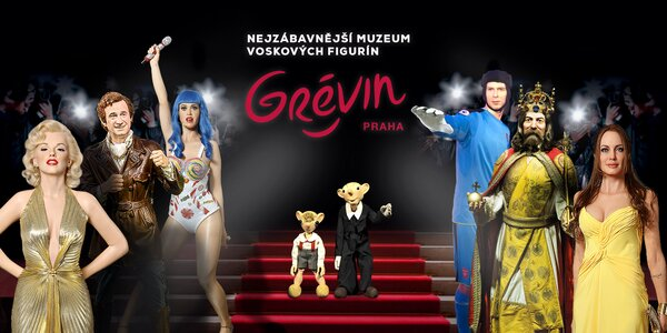 Posledná šanca: Vstup do múzea Grévin