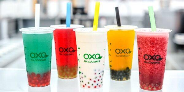 OXO Tea: zažeňte smäd obľúbenými čajmi