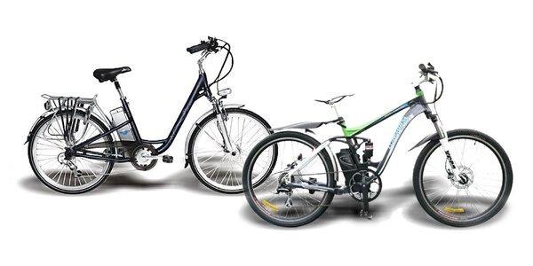 Zľava 300 € na elektrický bicykel