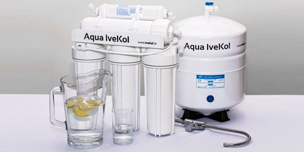 Zľava na nákup prístroja na úpravu pitnej H2O