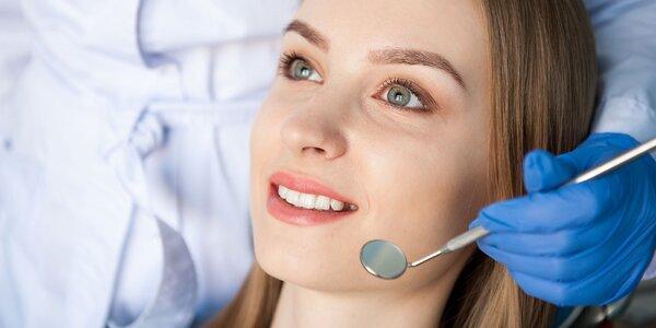 Dentálna starostlivosť pre celú rodinu a bielenie