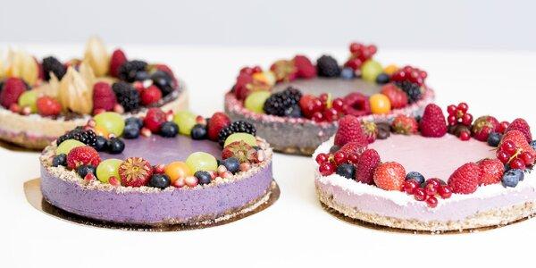 Ľahké a zdravé RAW torty - 4 úplne nové príchute!