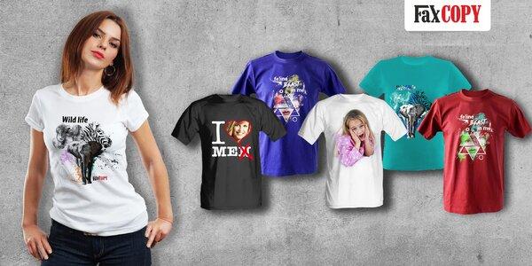 Vaše originálne tričko od FaxCOPY