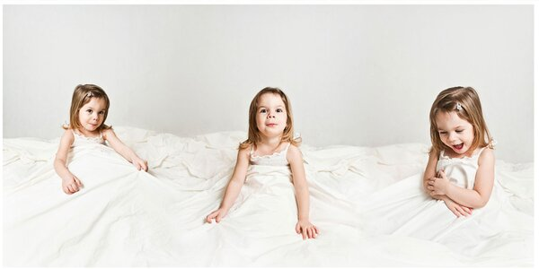 Rodinné fotografovanie s profesionálnou retušou