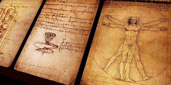 Záhadná PanIQ Room Da Vinciho Tajomstvá!
