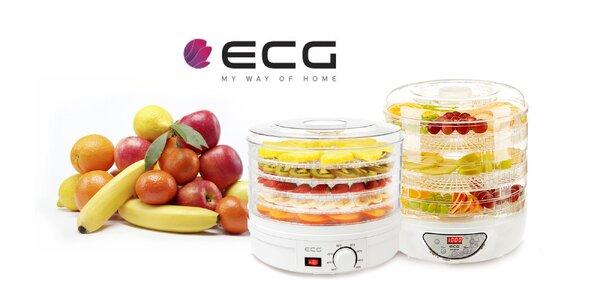 Sušička húb, ovocia a mnohého ďalšieho od ECG