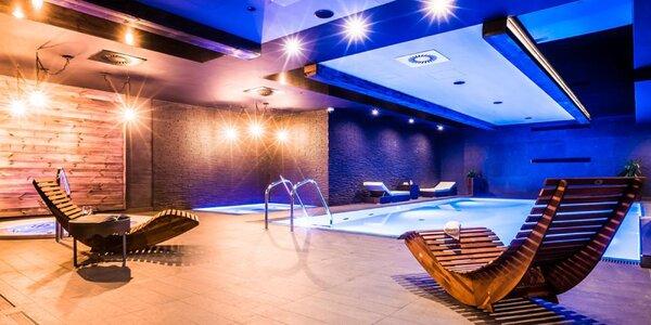 Podmanivý výhľad na štíty Tatier v pravom vysokohorskom luxuse - s wellness…