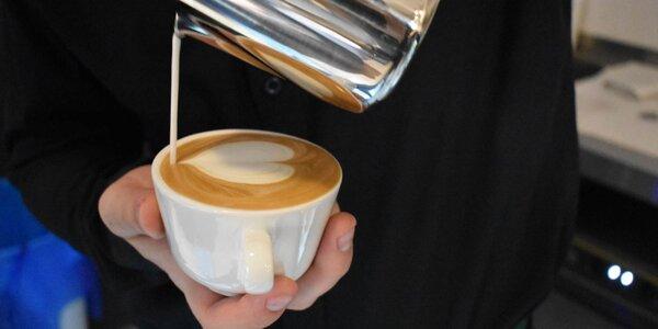 Lahodné espresso, latte, írska káva MIHO cafe