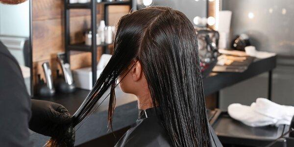 Dámsky strih a farbenie pre všetky dĺžky vlasov