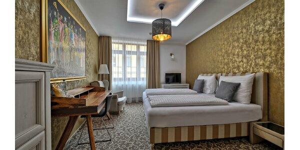 Pobyt v Hoteli pod Bránou - novovybudované izby aj wellness