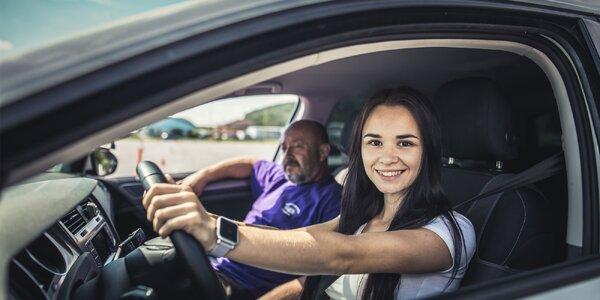 Zľava na kurz autoškoly či kurz prvej pomoci!