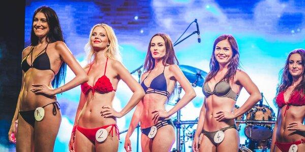 Vstupenky na hudobný festival Miss Domaša 2018