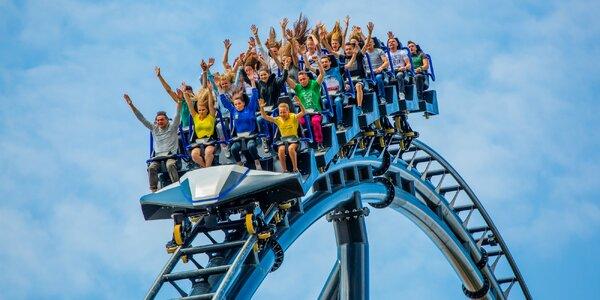 ENERGYLANDIA - najväčší rodinný zábavný park v Poľsku