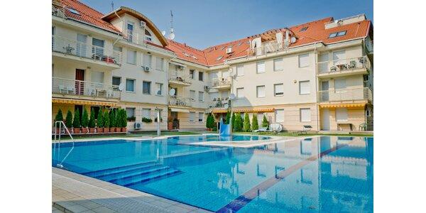 Pobyt s celodenným vstupom do maďarského Aqua Palace v Hajduszoboszló