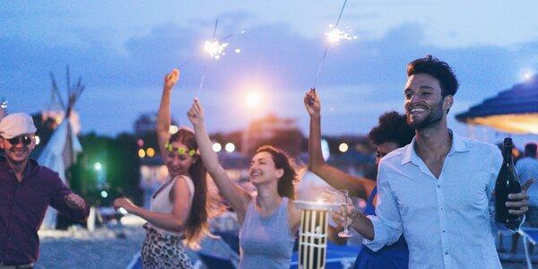 Vstupenka na Bešamel Single párty na Wake-Lake