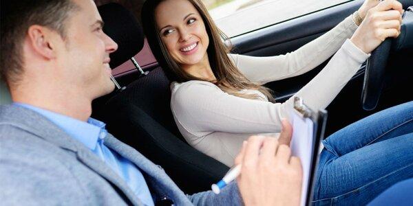 Trenažér i kondičné jazdy: vyberte si auto!