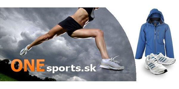 10 eur za kupón v hodnote 25 eur na nákup športového oblečenia a obuvi